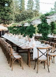 romantic al fresco wedding in tuscany ruffled
