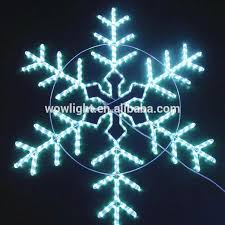 led big snowflake light led big snowflake light suppliers and
