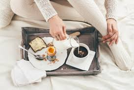 Breakfast In Bed Table by The Ultimate Breakfast In Bed U2014 Wolfgang Puck Coffee