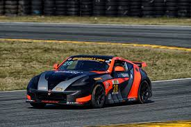 nissan race car nissan 370z racing sebring florida