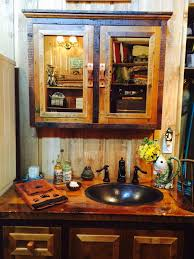 Wood Bathroom Furniture Rustic Bathroom Vanities U2014 Barn Wood Furniture Rustic Barnwood