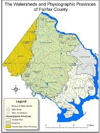 fairfax county map work water management