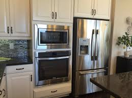 new homes kitchen decor white cabinets stainless steel