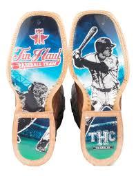 tin haul western boots mens baseball tan 14 020 0007 0282 ta