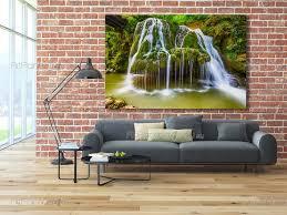 tropical waterfall wall murals posters mcca1072en tropical waterfall wall murals waterfalls posters
