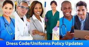 dress code uniforms policy updates methodist health system