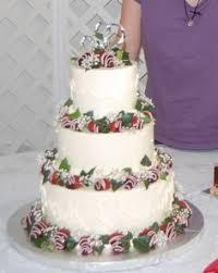 chocolate covered strawberry cake my dream came true u003d wedding