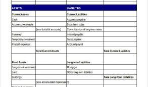 balance spreadsheet simple balance sheet balance sheet simple