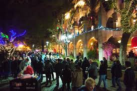 downtown riverside festival of lights winter is coming mission inn festival of lights merchant and vendor