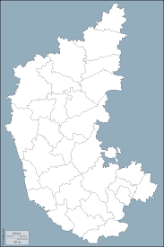 Blank India Map by Karnataka Free Map Free Blank Map Free Outline Map Free Base