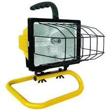 hdx portable halogen work light hdx 500 watt halogen portable work light 509 953 the workforce