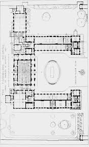 plate 13 foundling hospital ground floor plan british history