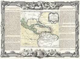 Map Of Central Mexico by File 1788 Brion De La Tour Map Of Mexico Central America And The