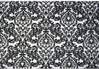 Damask Area Rug Black And White Black And White Damask Rug Damask Vines Black White Area Rug 710 X