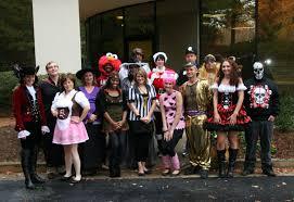 group halloween ideas for work
