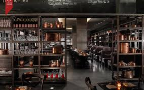 award winning dbgb kitchen and bar in new york restaurant design