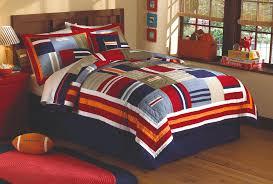 bedroom nice boy bedroom design with modern comforter sets and