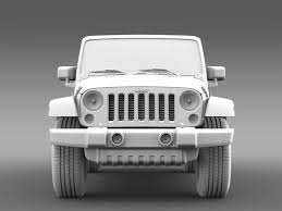 jeep wrangler models list 3d model of jeep wrangler unlimited x 2015 youtube