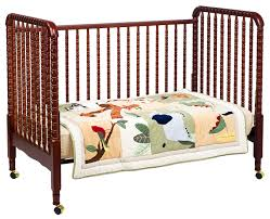 Convertible Crib To Bed Davinci Lind 3 In 1 Convertible Crib In Cherry M7391c