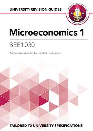 bee1030 microeconomics 1 exeter revision guide urg