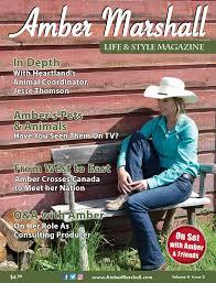 magazine amber marshall