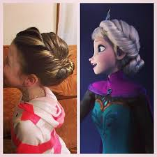 anna from frozen hairstyle anna s quick and easy braids brown brown elsa and anna