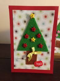 card making for christmas idea u2013 happy holidays