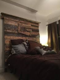 Headboard Made From Pallets Full Size Pallet Bed Building A Box Bed Frame Cama Pallet