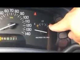 1998 buick park ave magnet fuel gauge fix youtube
