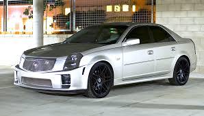 matte black cadillac cts v satin black or gloss black for wheels on a silver v ls1tech