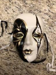 porcelain mardi gras masks new 7 mardi gras new orleans wall mask decor porcelain ceramic