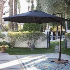 10 Ft Offset Patio Umbrella Outdoor Garden Shade Umbrella 10 Foot Offset Patio Umbrella 11
