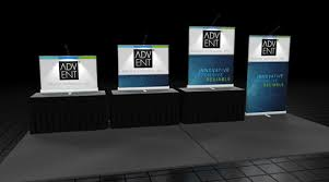 table top banners for trade shows new york banner stand trade show exhibits advent software