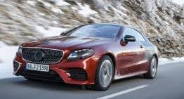 mercedes e class coupe this is it all mercedes e class coupe revealed in official