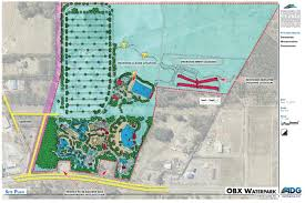 Outerbanks Map New Water Park In Lower Currituck Outer Banks Blue Real Estate