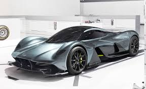 2018 aston martin red bull am rb 001 revealed news car and driver