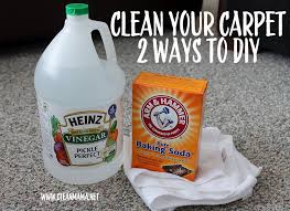 Baking Soda Upholstery Cleaner Spring Cleaning Carpet Cleaning 2 Ways To Diy Clean Mama