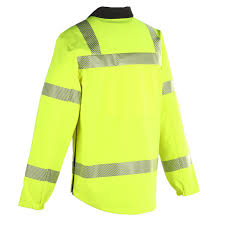 hi vis softshell cycling jacket 5 11 tactical men u0027s reversible hi vis softshell