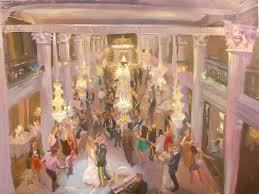 Reception Halls In Houston Tx Exceptional Wedding Event In Historical Houston Building Inside