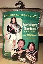 Spartan Cheerleader Halloween Costume Polyester Complete Cheerleader Costumes Women Ebay