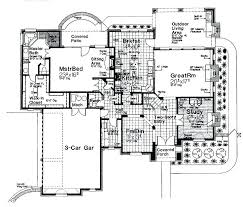 french country house floor plans master bedroom downstairs floor plans master bedroom downstairs