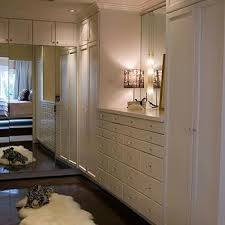 Mirror Doors For Closet Mirrored Closet Doors Design Ideas
