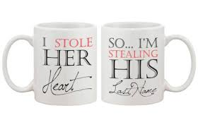 his and hers mug jewels coffee coffee coffee morning cup morning coffee cup