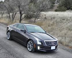 ats cadillac coupe 2015 cadillac ats coupe is 6 cylinders of posh times