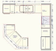 small kitchen floor plans with islands standard apartment kitchen search small kitchen