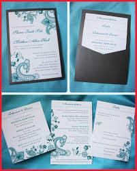 pocket wedding invites best back pocket wedding invitations pics of wedding invitations