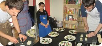 cours de cuisine japonaise lyon ateliers cuisine espace lyon japon