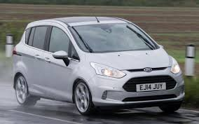 small ford cars ford b max review