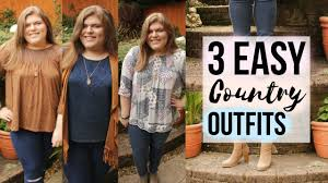 3 easy country style festival ad w king ranch saddle