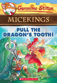 buy attack of the dragons geronimo stilton micekings book online